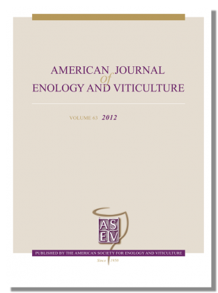 Image of ASEV Selects Best Enology and Viticulture Papers for 2013